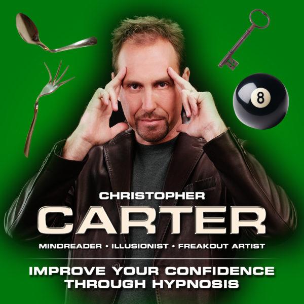 Christopher Carter CD Confidence