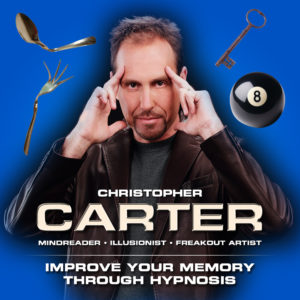 Christopher Carter CD Memory