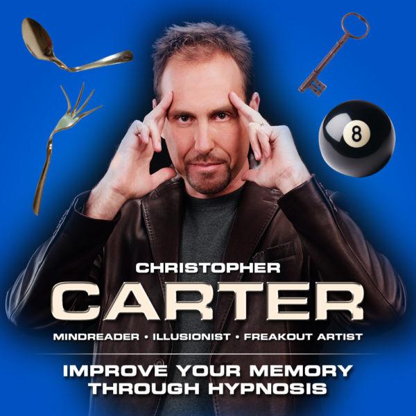 Christopher Carter CD Memory