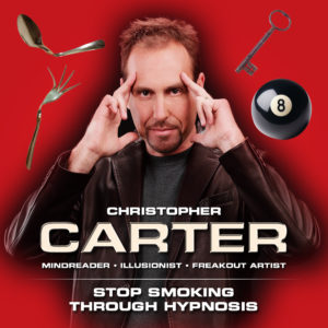 Christopher Carter CD Smoking