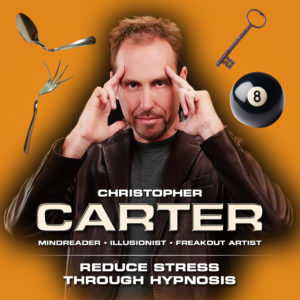 Christopher Carter CD Stress