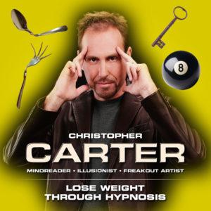 Christopher Carter CD Weight