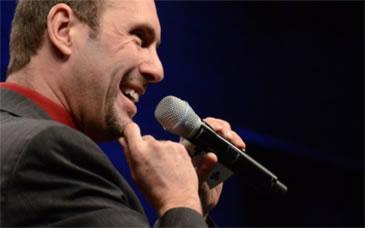 Chris Carter Microphone