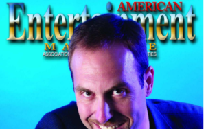 Chris Carter American Entertainment Magazine