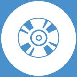 icon disc