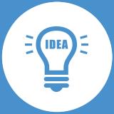 icon light bulb